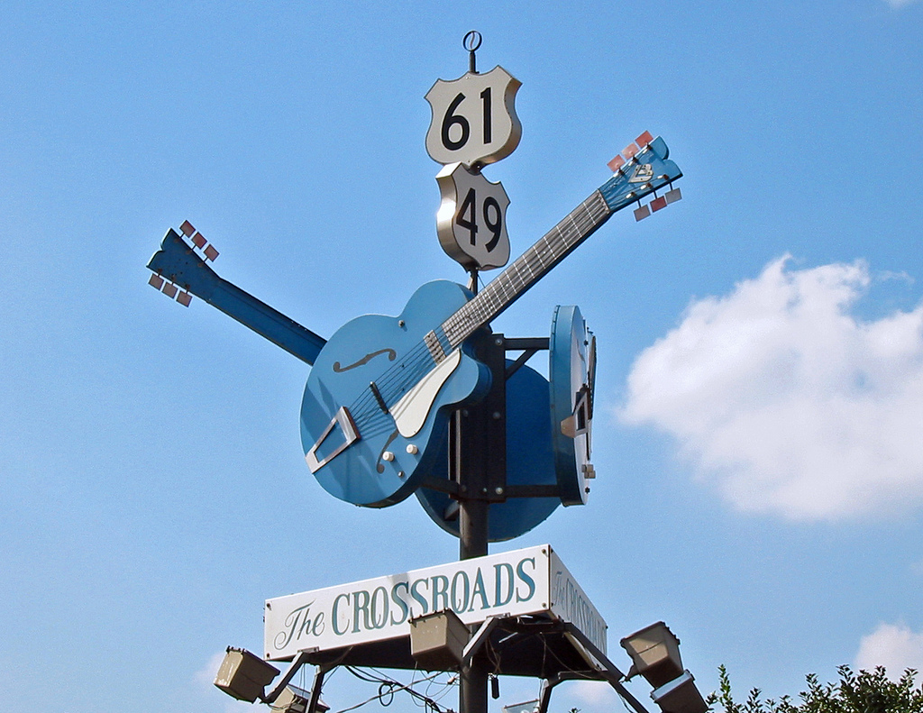 Clarksdale, la capitale del Blues