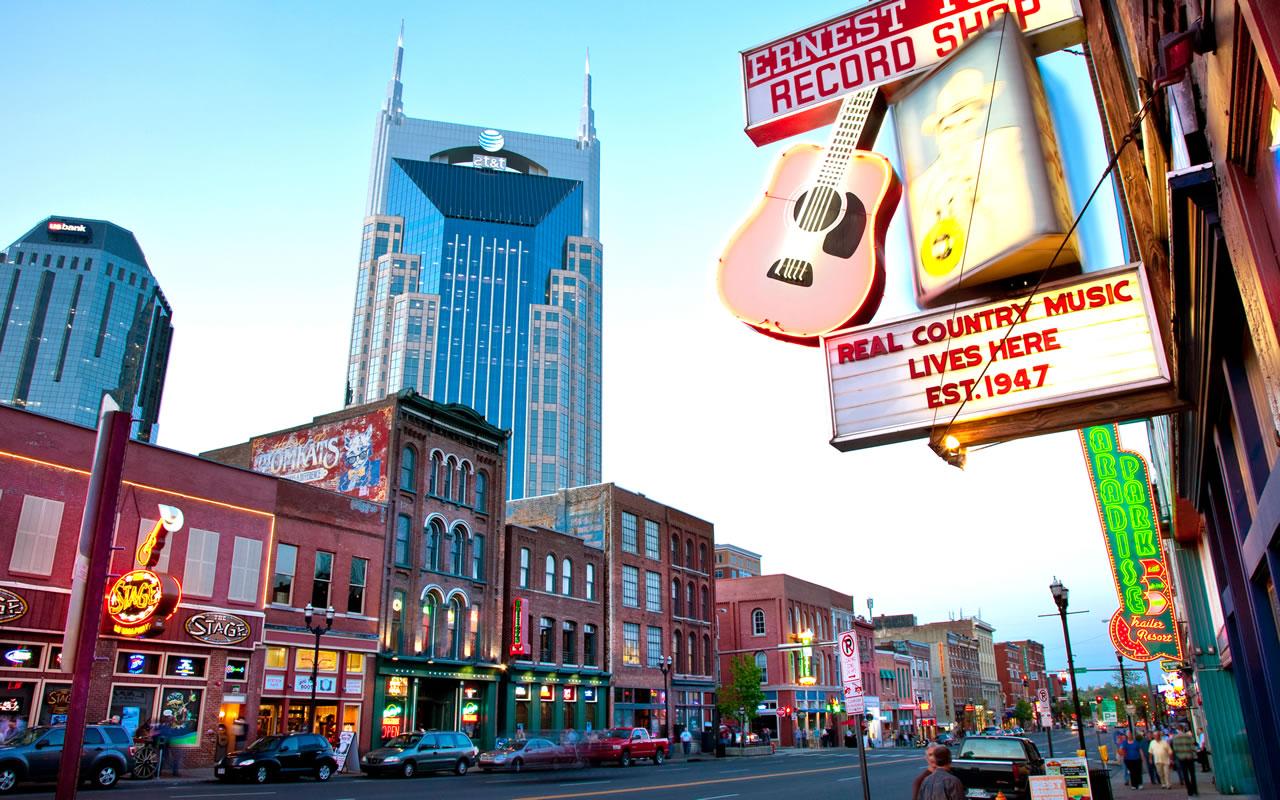 Nashville, la tappa conclusiva del viaggio