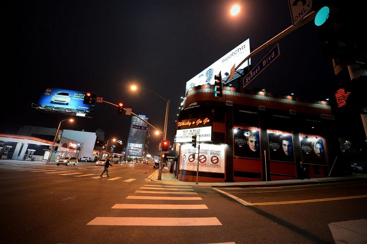L.A., un locale e la storia del rock