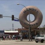 Randy's Donuts, il re delle ciambelle di Inglewood