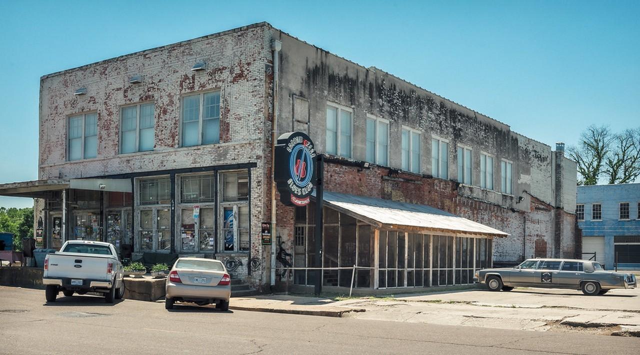 L'esterno del Ground Zero Blues Club
