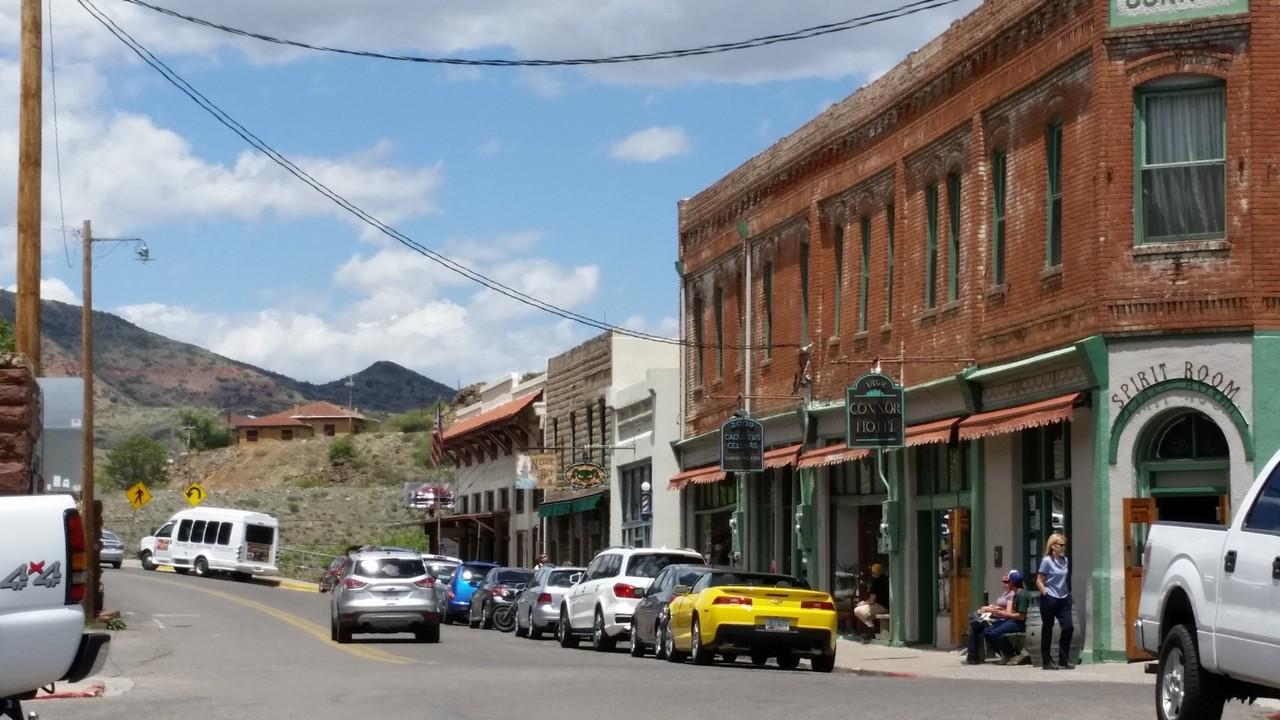 Jerome, la vera Ghost Town dell'Arizona
