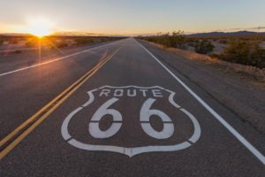 Christmas on Route 66. Buone feste da Dreaming USA!