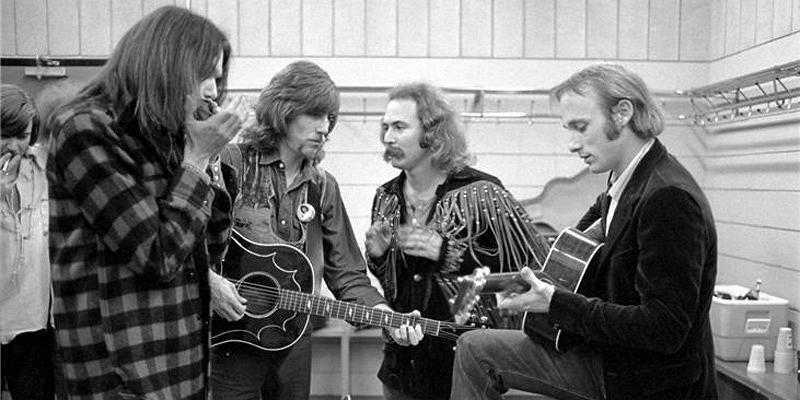 Crosby, Still, Nash & Young