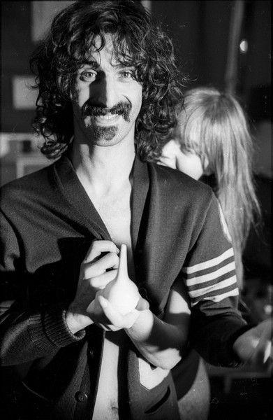 Frank e Gail Zappa