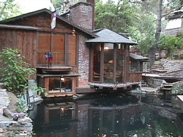 Il Log Cabin di Frank Zappa