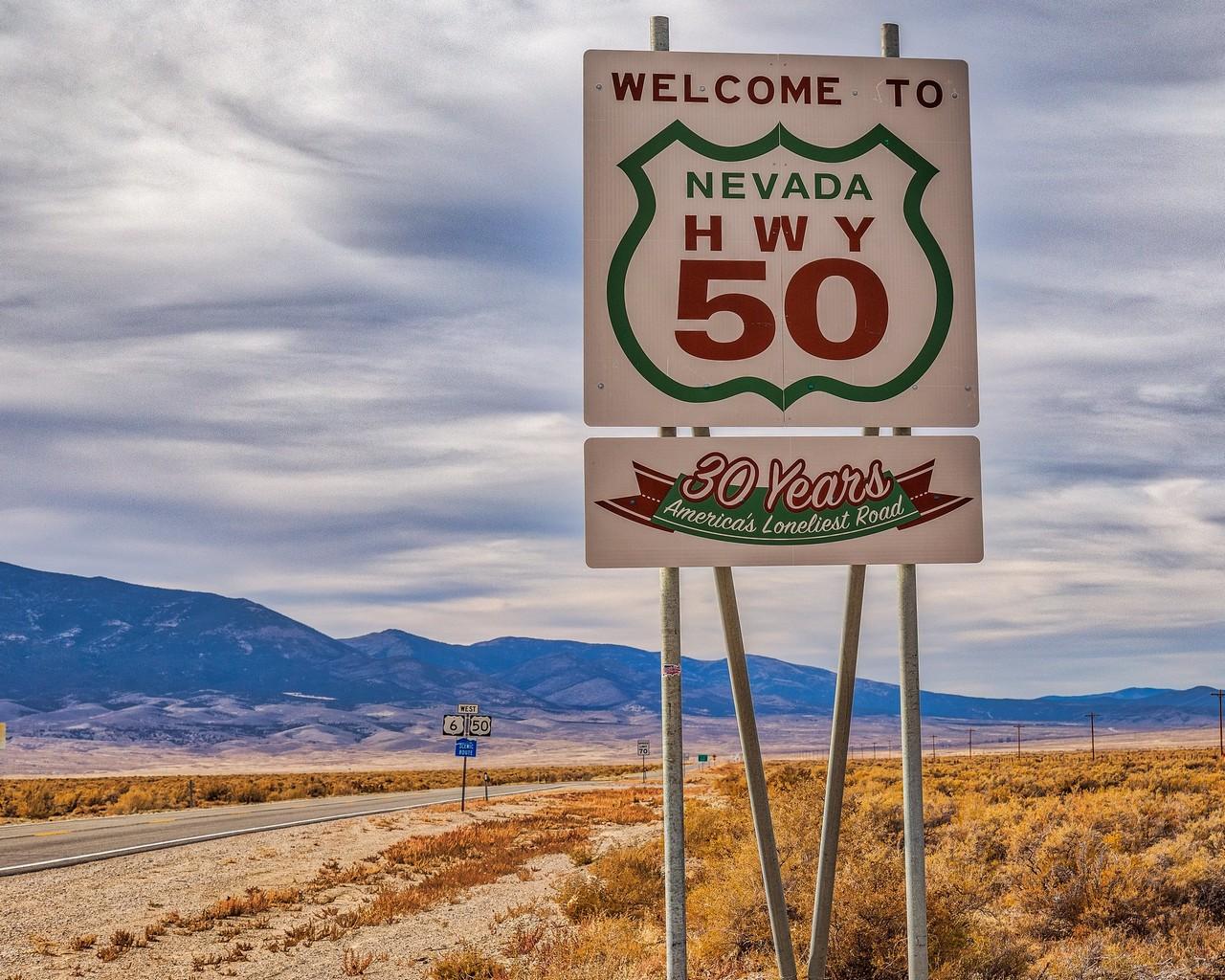 Route 50 Nevada