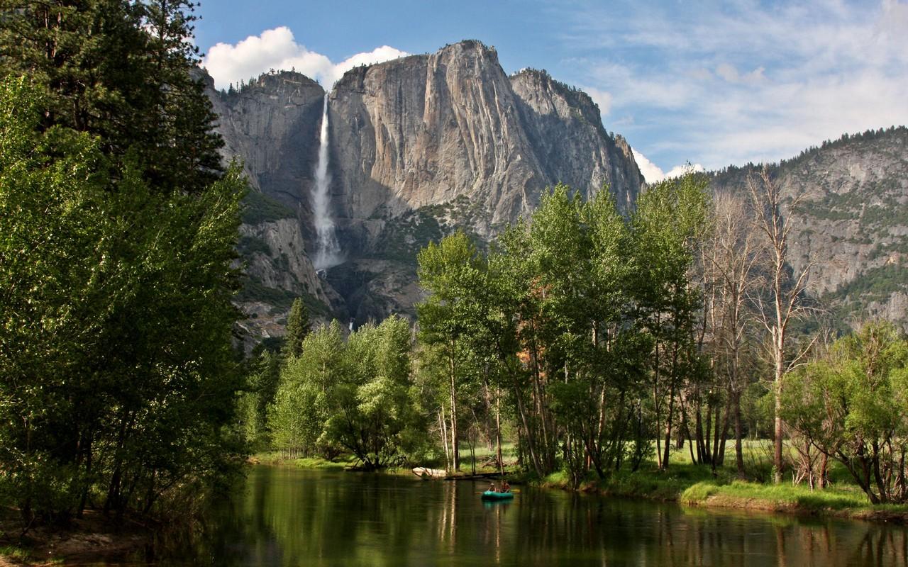 Yosemite. Lo spettacolo della natura nella Sierra Nevada.