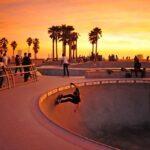 """Venice Beach. Colorata, creativa, ricca di """"personaggi"""" eccentrici."""