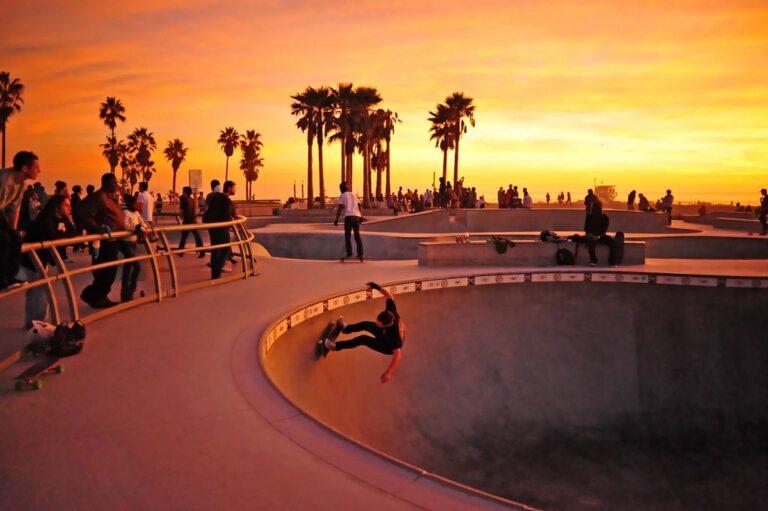 """Venice Beach. Colorata, creativa , ricca di """"personaggi"""" eccentrici."""