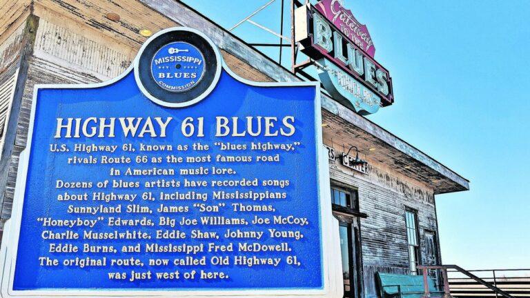 Viaggio musicale sull'Highway 61