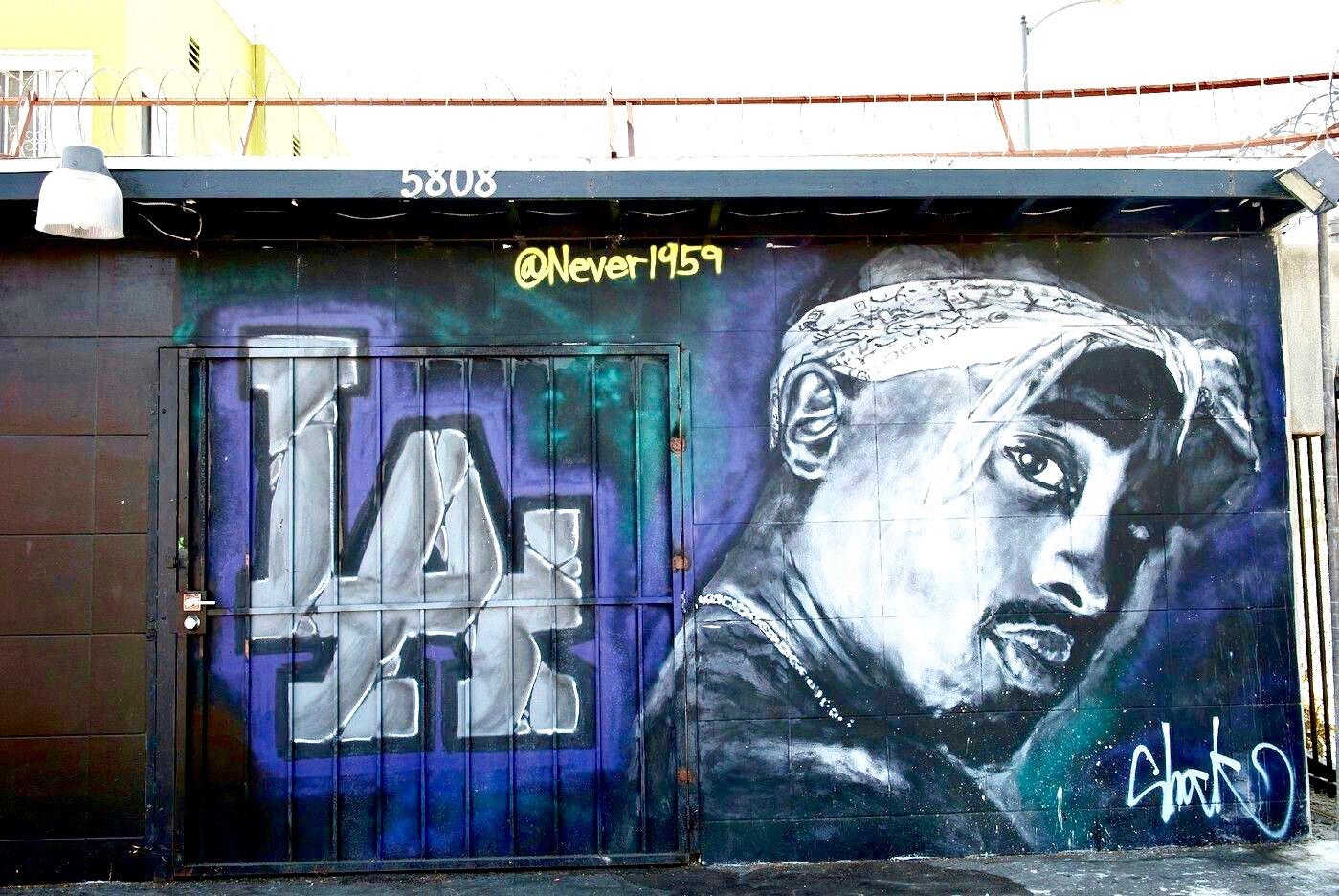 Read more about the article Tupac Shakur: Storia e Location del Rapper, poeta, filosofo